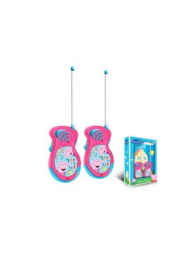 Walkie talkie Świnka Peppa PP17000 Kids Euroswan