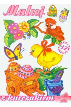 Maluj z kurczakiem PASJA