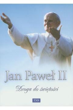 Jan Paweł II - Droga do świętości (2xDVD)