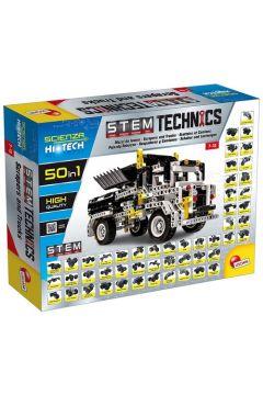 Science Hi Tech Stem 50w1 Pojazdy konstrukcyjne