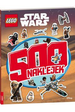 500 naklejek. LEGO (R) Star Wars