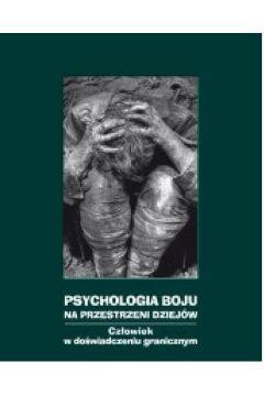Psychologia boju na przestrzeni dziejów