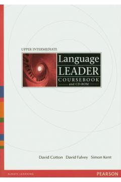 Language Leader Upper Intermediate Coursebook + CD