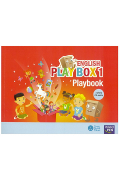 English Play Box. Część 1. Playbook z płytą CD-audio