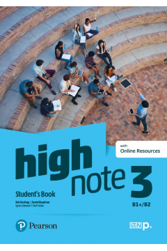 High Note 3. B1+/B2. Student's Book + Online Audio
