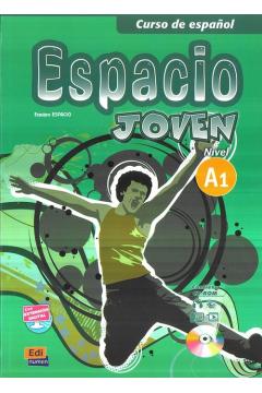 Espacio Joven A1 podręcznik