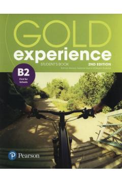 Gold Experience 2ed B2 SB PEARSON