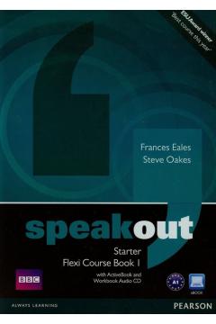 Speakout Starter Flexi Course Book + WB PEARSON