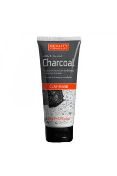 Charcoal Clay Mask oczyszczająca maska glinkowa z aktywnym węglem