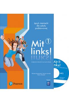 Mit links! 1. Język niemiecki. Podręcznik wieloletni dla klasy 7. Szkoła podstawowa