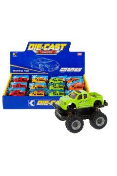 Auto terenowe metalowe MEGA CREATIVE 429766