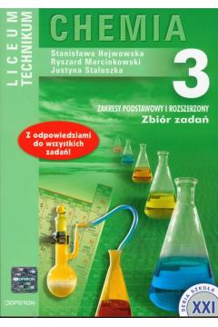 Chemia LO 3 zbiór zadań ZPR OPERON