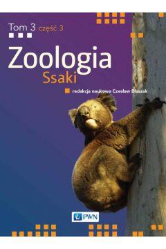 Zoologia t. 3, cz. 3. Ssaki
