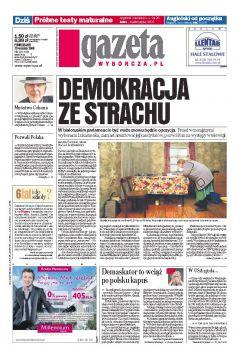 Gazeta Wyborcza - Płock 228/2008