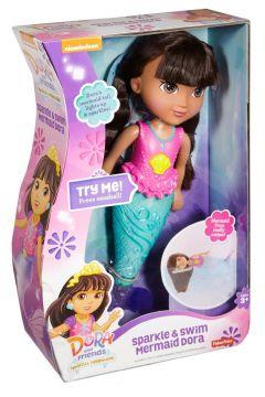 Dora magiczna pływaczka (syrenka Dora, CDR85)