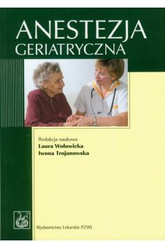 Anestezja geriatryczna