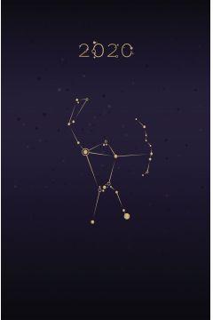 Kalendarz 2020. Astronomiczny