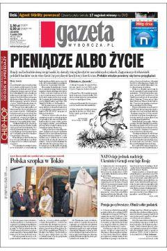 Gazeta Wyborcza - Kielce 283/2008