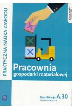 Pracownia gospodarki materiałowej. Kwal.A.30 WSiP
