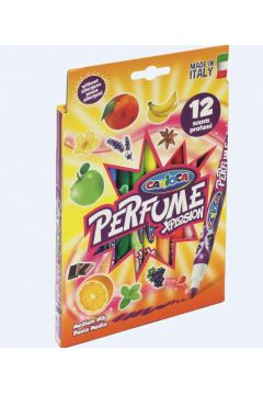 Pisaki zapachowe Xplosion 12 kolorów CARIOCA