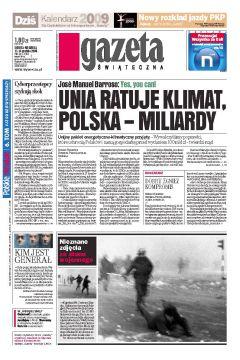 Gazeta Wyborcza - Toruń 291/2008