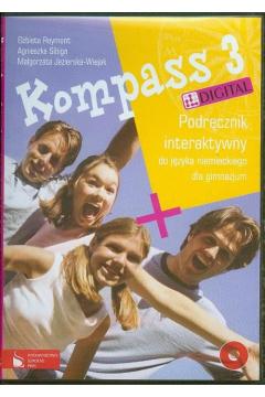 Kompass 3 Digital Podręcznik interaktywny do języka niemieckiego dla gimnazjum