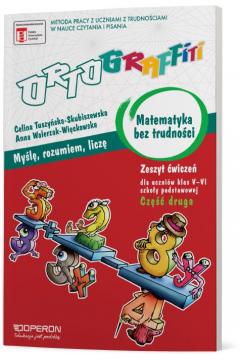 Ortograffiti SP Matematyka bez trudności 2 OPERON