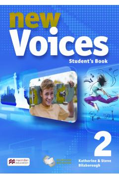New Voices 2. Ksiażka ucznia. Język angielski. Gimnazjum
