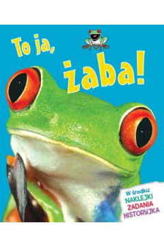 To ja, żaba!