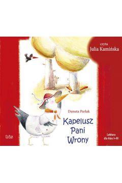 Kapelusz Pani Wrony - audiobook