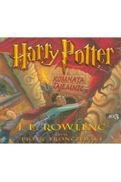 Harry Potter 2 Komnata Tajemnic audio CD mp3