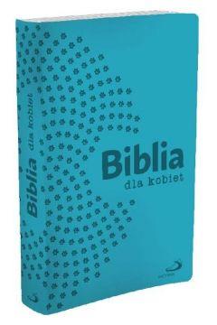 Biblia dla kobiet turkusowa