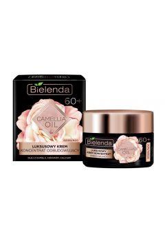 Camellia Oil 60+ luksusowy krem-koncentrat odbudowujący na dzień i na noc