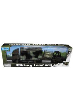 Teama Military ciężarówka i ładowarka