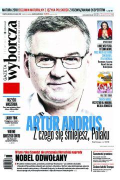 Gazeta Wyborcza - Białystok 103/2018