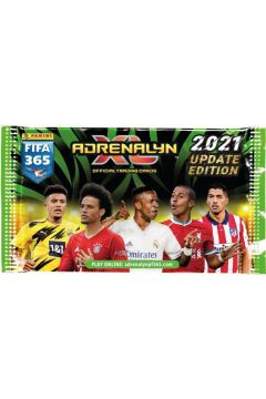 Karty FIFA 365 2021 Adrenalyn XL Update Edition 01524 PANINI