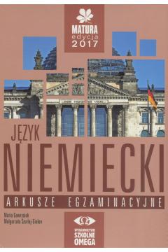 Trening przed maturą Język niemiecki / Matura 2017 Język niemiecki Arkusze egzaminacyjne