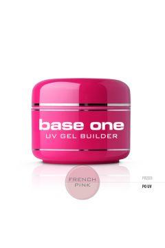 Gel Base budujący żel do paznokci One French Pink