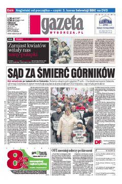 Gazeta Wyborcza - Częstochowa 216/2008