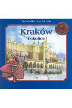 Kraków i okolice. Skrzat poznaje świat