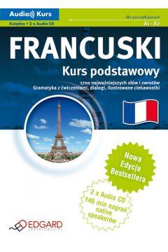 Francuski - Kurs podstawowy (Audio Kurs)  EDGARD