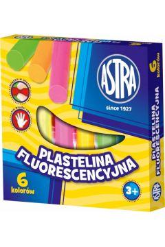 Plastelina fluorescencyjna