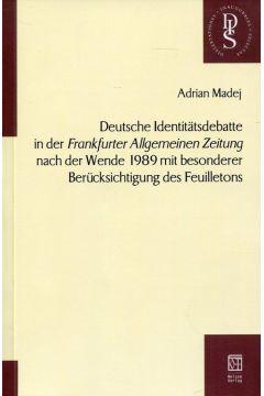 Deutsche Identitatsdebatte in der