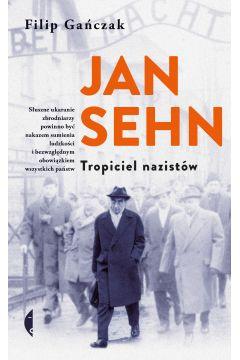 Jan Sehn. Tropiciel nazistów