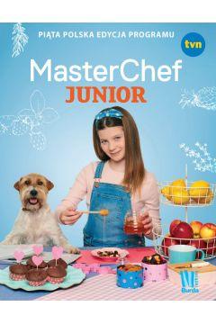 MasterChef Junior. Książka zwycięzcy 5.edycji programu