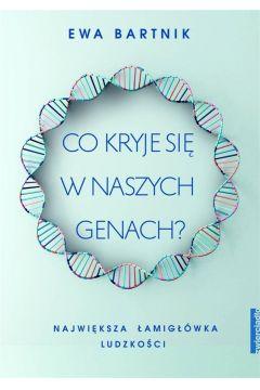 Co kryje się w naszych genach? Największa łamigłówka ludzkości