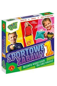 Sport & Fun - Sportowe zabawy 1 ALEX