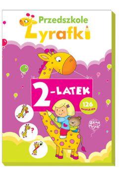 Przedszkole Żyrafki. 2-latek