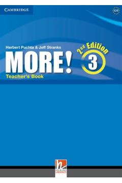 More! 3 Teacher's Book