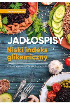 Jadłospisy. Niski indeks glikemiczny. Cukrzyca, insulinoodporność, otyłość